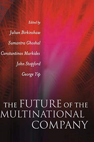 9780470850657: Future of the Multinational Co (Business)