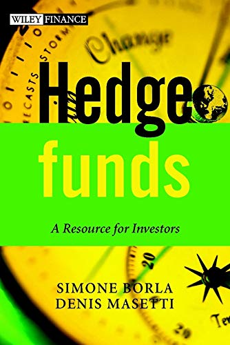 9780470850954: Hedge Funds: A Resource for Investors