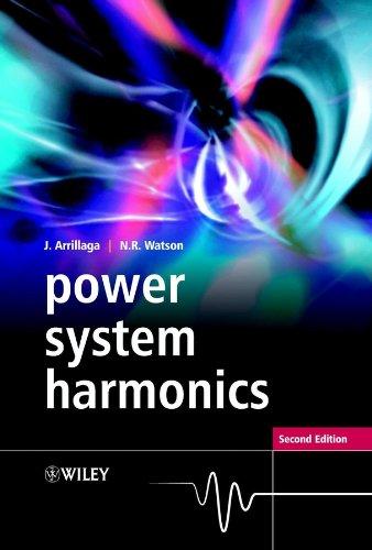 9780470851296: Power System Harmonics (Electrical & Electronics Engr)