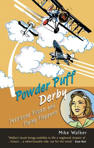 9780470851418: Powder Puff Derby: Petticoat Pilots and Flying Flappers