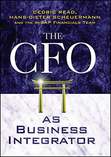 9780470851494: The CFO as Business Integrator