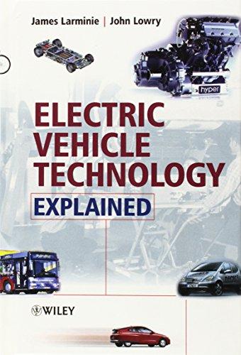 9780470851630: Electric Vehicle Technology Explained