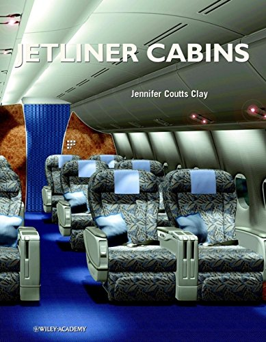 9780470851654: Jetliner Cabins