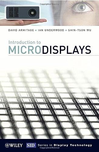 9780470852811: Introduction to Microdisplays