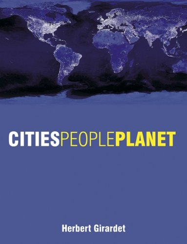 9780470852842: Cities People Planet: Liveable Cities for a Sustainable World