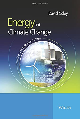 9780470853122: Energy and Climate Change: Creating a Sustainable Future