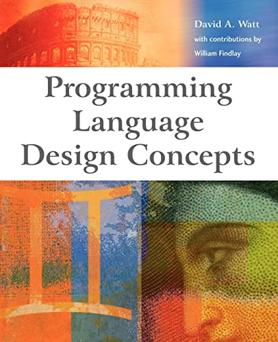 9780470853207: Programming Language Design Concepts (Computer Science)