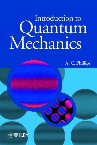 9780470853245: Introduction to Quantum Mechanics