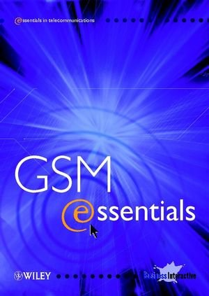 9780470853498: GSM Essentials CD-ROM (Essentials in Telecommunications)