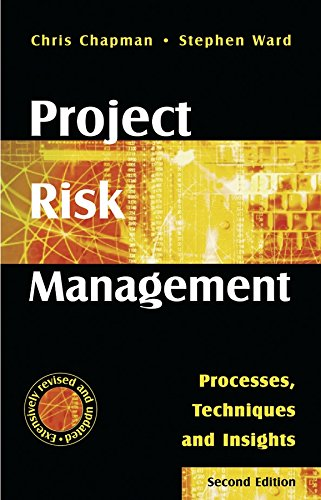9780470853559: Project Risk Management: Processes, Techniques and Insights
