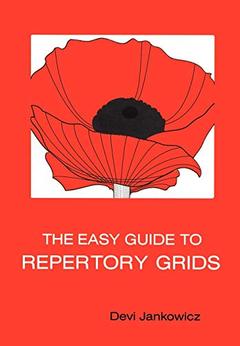 9780470854044: The Easy Guide to Repertory Grids