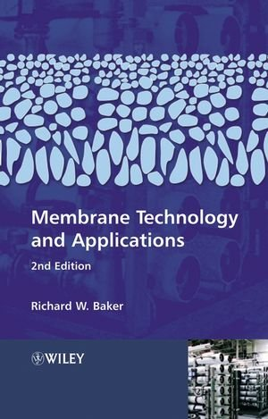 9780470854457: Membrane Technology and Applications