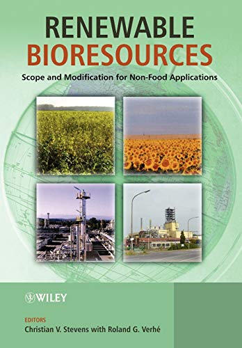 9780470854471: Renewable Bioresources: Scope and Modification for Non-Food Applications