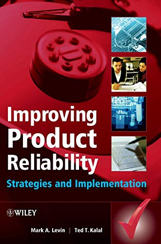 9780470854495: Improving Product Reliability: Strategies and Implementation