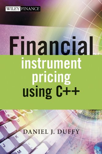 9780470855096: Financial Instrument Pricing Using C++