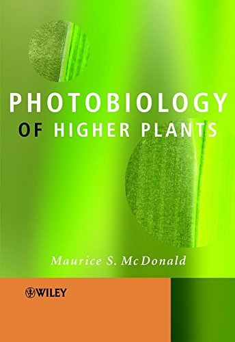 9780470855232: Photobiology of Higher Plants