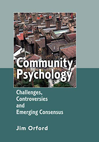 9780470855942: Community Psychology: Challenges, Controversies and Emerging Consensus