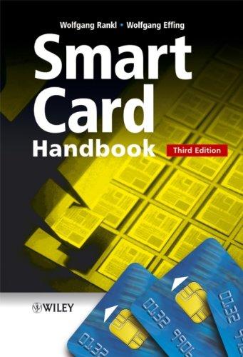 9780470856680: Smart Card Handbook
