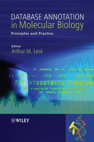 9780470856819: Database Annotation in Molecular Biology: Principles and Practice