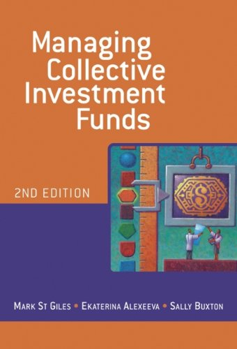 9780470856956: Managing Collective Investment Funds