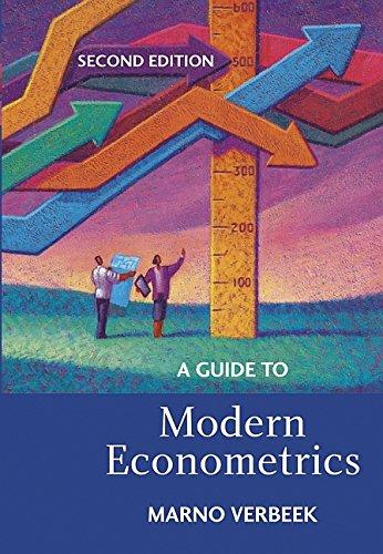 9780470857731: A Guide to Modern Econometrics