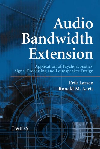 9780470858646: Audio Bandwidth Extension: Application of Psychoacoustics, Signal Processing and Loudspeaker Design