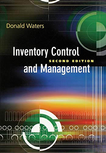 9780470858769: Inventory Control and Management 2e