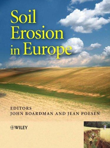 Soil Erosion in Europe (Hardback)
