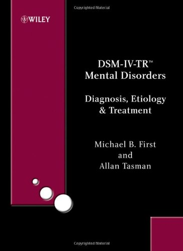 9780470860892: DSM-IV-TR?Mental Disorders: Diagnosis, Etiology and Treatment