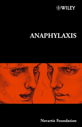 9780470861141: Anaphylaxis (Novartis Foundation Symposia)