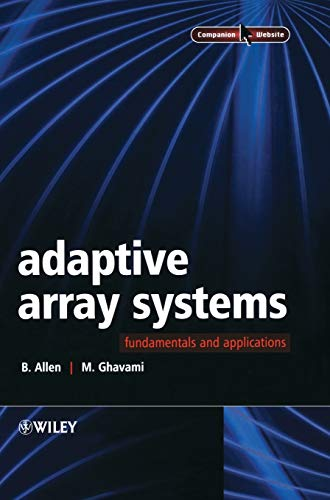 9780470861899: Adaptive Array Systems: Fundamentals and Applications