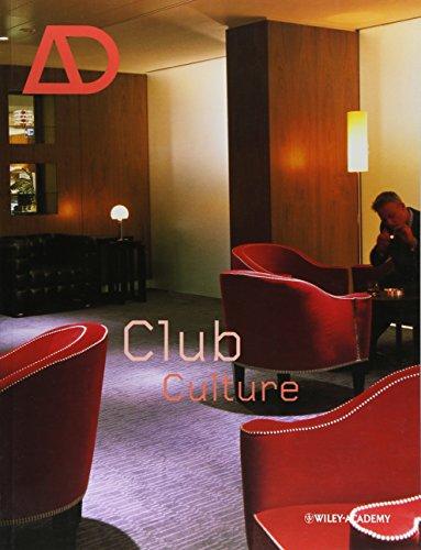 9780470862155: Club Culture (Architectural Design)