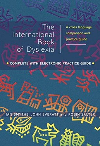 9780470862865: The International Book of Dyslexia