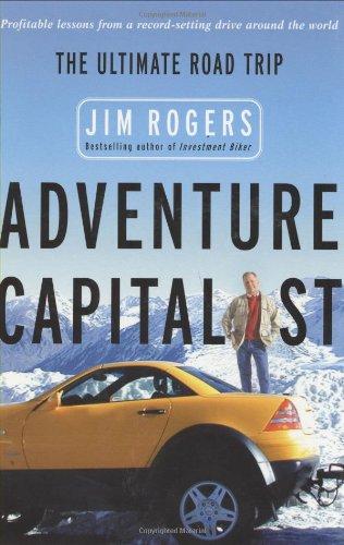9780470863206: Adventure Capitalist: The Ultimate Road Trip