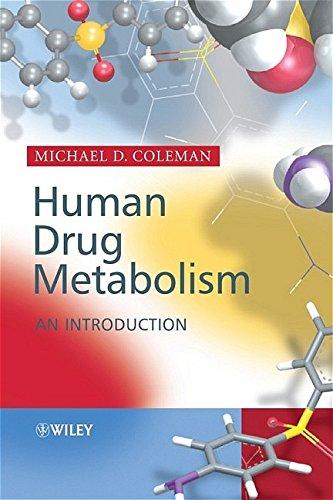 9780470863527: Human Drug Metabolism: An Introduction