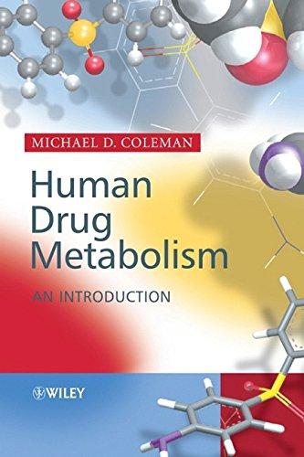 9780470863534: Human Drug Metabolism: An Introduction