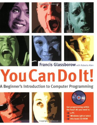9780470863985: You Can Do It!: A Beginner?s Introduction to Computer Programming