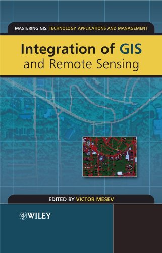 9780470864104: Integration of GIS and Remote Sensing (Mastering GIS: Technol, Applications & Mgmnt)