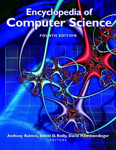 9780470864128: Encyclopedia of Computer Science