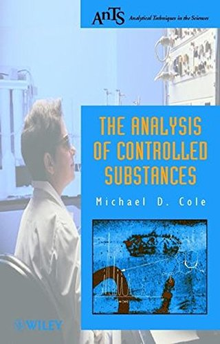 9780470864555: The Analysis of Controlled Substances