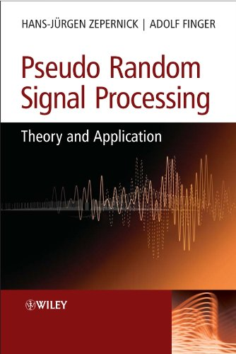 9780470866573: Pseudo Random Signal Processing: Theory and Application