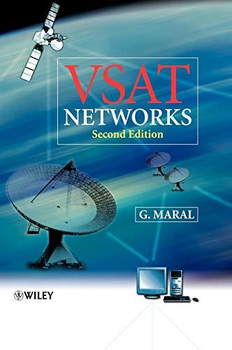 VSAT Networks (Hardback): Gerard Maral