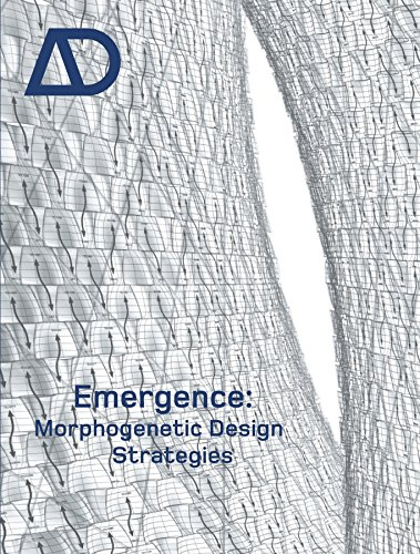9780470866887: Emergence: Morphogenetic Design Strategies (Architectural Design)