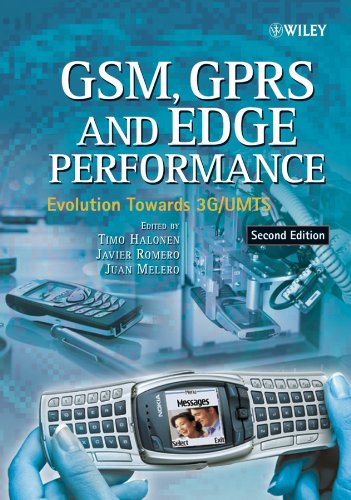 9780470866948: GSM, Gprs and Edge Performance: Evolution Towards 3g/Umts (Electrical & Electronics Engr)