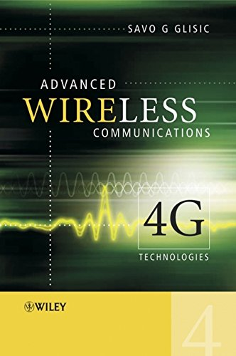 9780470867761: Advanced Wireless Communications: 4G Technologies