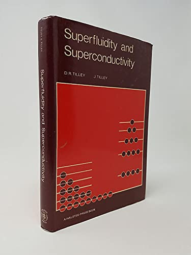 9780470867884: Tilley: Superfluidity & Superconductiv