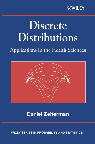 9780470868881: Discrete Distributions: Applications in the Health Sciences (Wiley Series in Probability and Statistics)