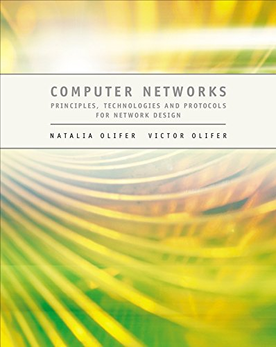 9780470869826: Computer Networks: Principles, Technologies and Protocols for Network Design