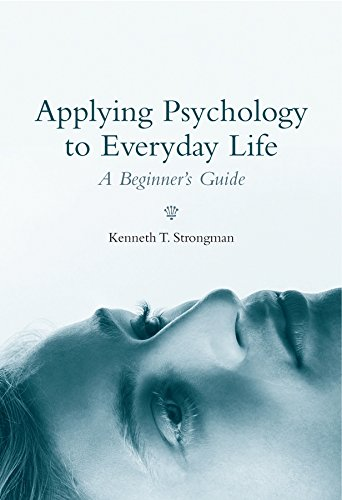 9780470869888: Applying Psychology to Everyday Life: A Beginner's Guide