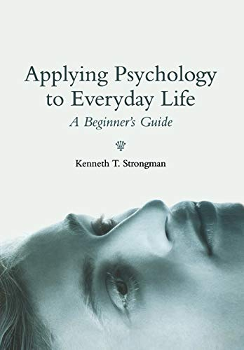 9780470869895: Applying Psychology to Everyday Life: A Beginner's Guide